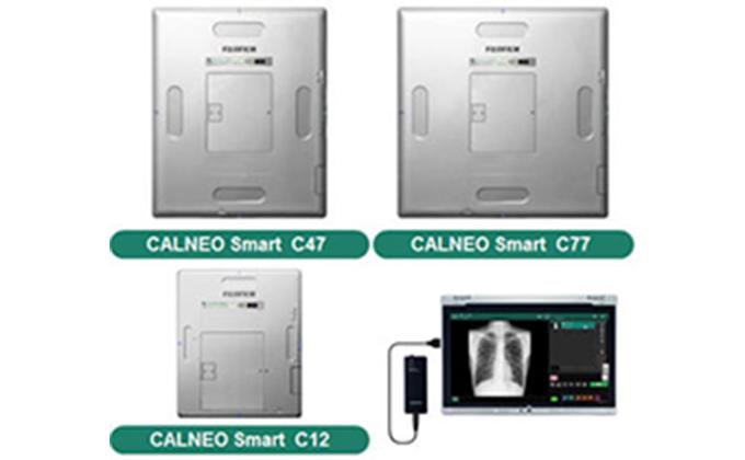 デジタルX線画像システム CALNEO Smart画像提供:富士フィルムメディカル株式会社