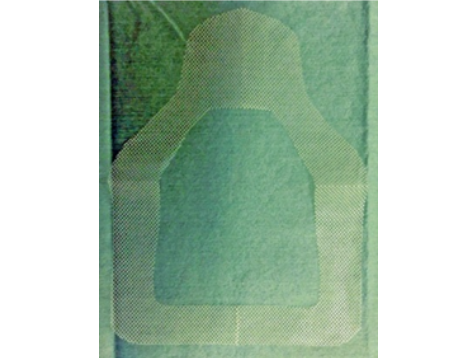 アップホールド型 TVM のメッシュ