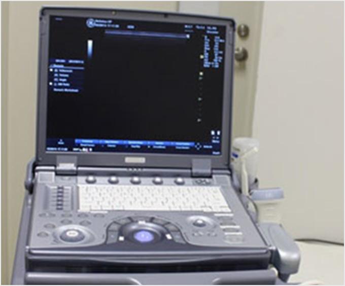 超音波断層装置